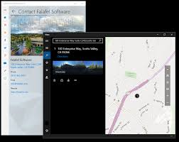 Launch Maps Introducing Falafel2go For Windows 10