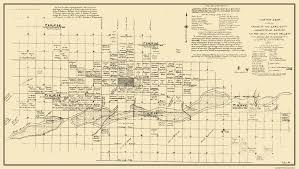 Phx Map Old City Map Phoenix Arizona 1867