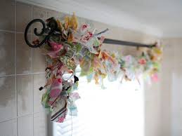 What Kind Of Fabric To Make Curtains Best 25 Fabric Garland Ideas On Pinterest Rag Banner Rag