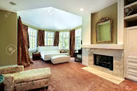 bathroom appealing master bedroom luxury home marble fireplace
