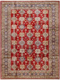 Red Tribal Rug Buy Kazak Rugs Online At Discount Offer Price In Usa Rugsville