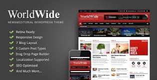 best blog themes ever 5 best wordpress blog themes ever onlineadrian