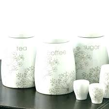 kitchen ceramic canisters ceramic canisters sets for the kitchen ceramic kitchen canister