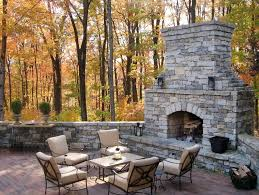 Outdoor Fireplace Patio Outdoor Patio Designs With Fireplace Interior Design