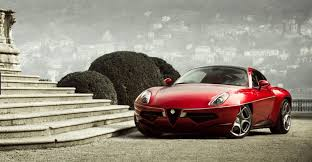the exclusive alfa romeo disco volante u2022 italia living