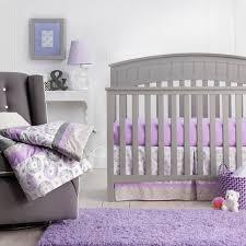 Lilac Bedding Sets Trend Lab 3pc Crib Bedding Set Florence Target