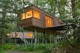 Tree Houses Modern Treehouses Childhood Dream Turned Into A Luxury Getaway