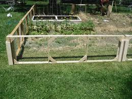vegetable garden fence design elegant fence garden design cant