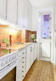 small narrow kitchen ideas small apartment of 25 square meters interior design ideas