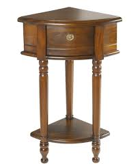mahogany corner hall table caseys furniture