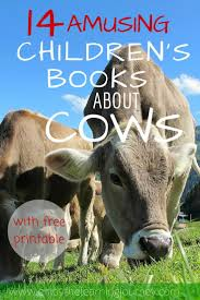 printable activities children s books amusing children s books about cows with free alphabet games