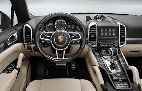 Porsche Cayenne Redesign - 2017 porsche cayenne interior united cars united cars