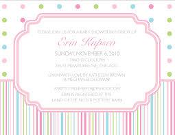 design create baby shower invitations