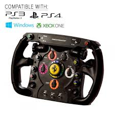 ferrari steering wheel thrustmaster f1 wheel add on