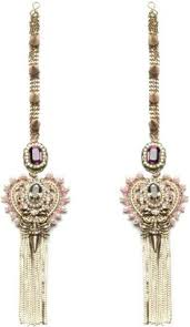 outhouse earrings tassel earrings by outhouse house of beccaria hob