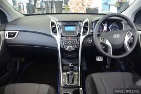 harga hyundai tucson malaysia hyundai i30 hatchback launched in malaysia rm128k 133k