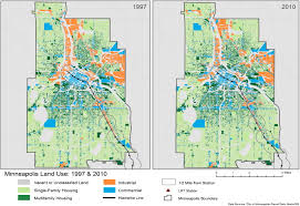 Light Rail Map Minneapolis Public Transit And Urban Redevelopment The Effect Of Light Rail