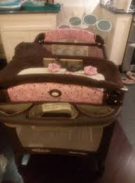 Pink And Brown Graco Pack N Play With Changing Table Graco Pack N Play Pink And Brown Baby In Castro Valley Ca