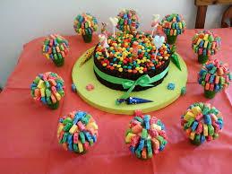 46 best gâteaux ou pièces montées de bonbons images on pinterest