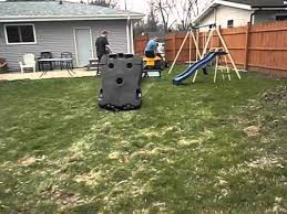 Backyard Basketball Hoops by How To Take An Old Basketball Hoop Out Of Your Backyard Redneck