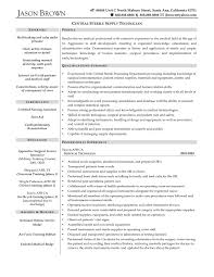 Surgical Tech Resume Objective F8resume Com Sample Image Construction 61 Supply T