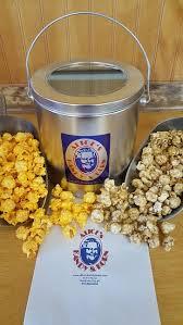 1 gallon popcorn tin s kandy and korn