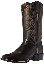 womens size 11 square toe cowboy boots amazon com ariat s up wide square toe cowboy