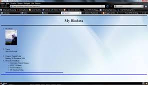 membuat web html liphoe membuat web sederhana menggunakan html5