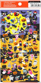 Halloween Stickers Printable by Halloween Sticker Sheets U2013 Festival Collections