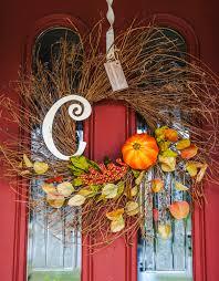 fall wreath rustic fall wreath twig wreath fall wreath with