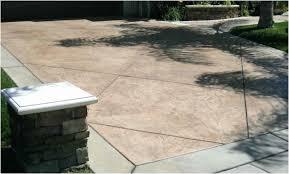 Sted Concrete Patio Design Ideas Backyard Concrete Backyard Magnificent Backyard Sted Concrete