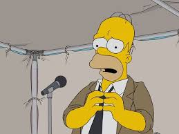 homer simpson live from a secret fox bunker it s homer simpson