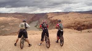 jeep mountain bike top 5 moab mountain bike trails sacred rides