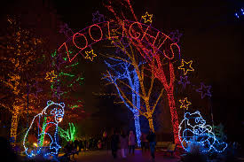 national zoo christmas lights zoolights powered by pepco begins nov 24 at the smithsonian s
