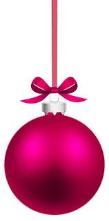 pink hanging png clipart clip ornaments