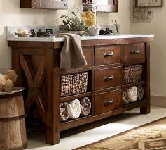 Pottery Barn Bathroom Ideas Why It U0027s Worth Considering Bathroom Vanities From Smaller Name