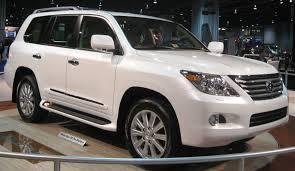 infiniti qx56 lexus lx 570 uncategorized automobilenewsblog