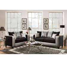 Silver Table Ls Living Room Flash Furniture Riverstone Implosion Black Velvet Living Room Set