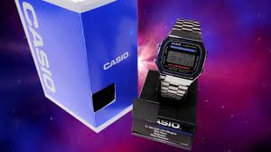 casio a168 retro review casio a168 electro luminesence lcd o