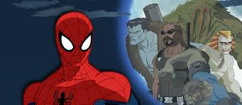 spidey takes on a horde of vampires in this u0027ultimate spider man
