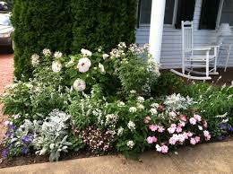 front porch flower bed ideas pic 14 front porch flowers great 29