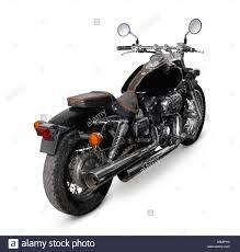 honda magna black honda magna motorcycle stock photo royalty free image