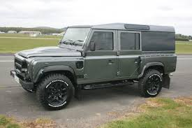icon 4x4 defender making dreams come true converting a 110 defender to the kahn
