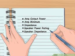 how to wire subwoofers 13 steps with pictures wikihow