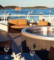 boat house boathouse suites hotels bar harbor maine the harborside hotel