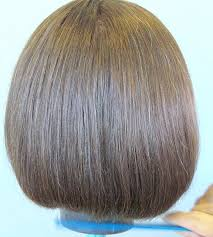 zero degree haircut hair cutting class one length cut step by step beverly hills