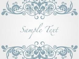 vector ornamental invitation card template by freepik dribbble