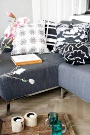 the chutney style guide 3 colours to style your grey sofa