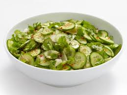 cucumber salad recipes food network food network