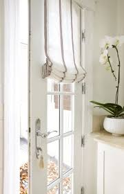 French Country Roman Shades - best 25 french door curtains ideas on pinterest french door